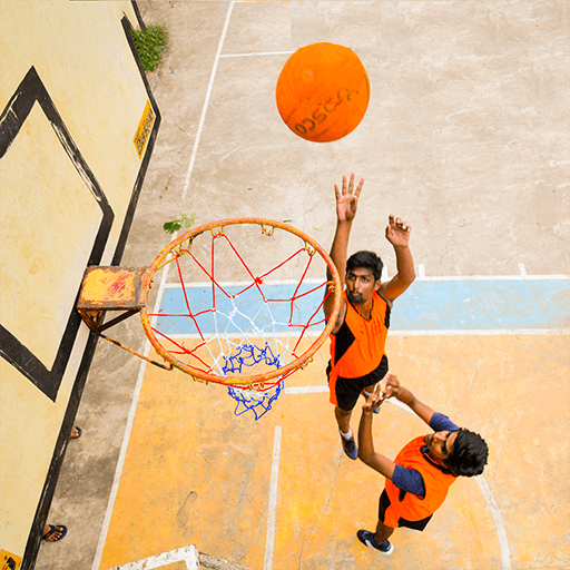 RCE Sports, Basketball Image